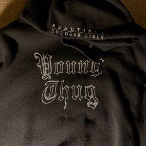 Young thug tour hoodie